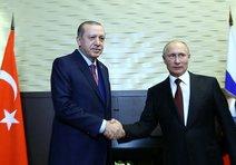 Erdoğan Soçide Suriye zirvesine katılacak