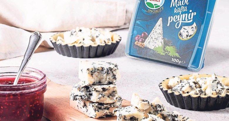 Ekıcı'den sofralara yepyenı bır ürün: ekici mavi küflü peynir