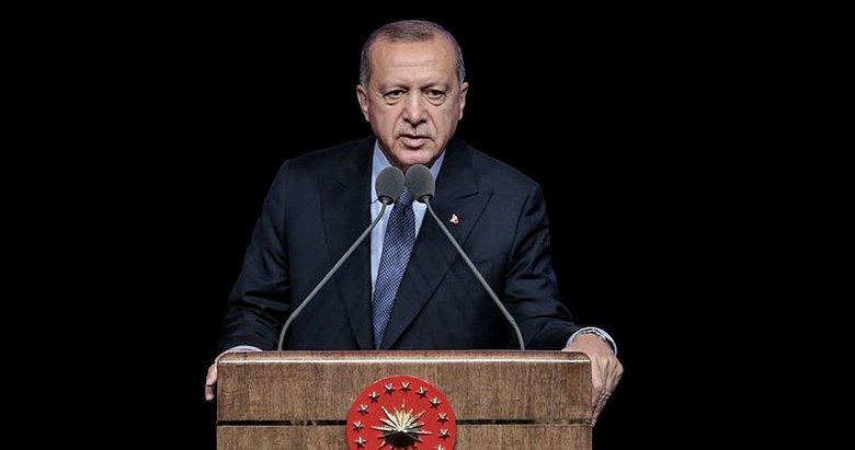 Erdoğan'dan Srebrenitsa mesajı