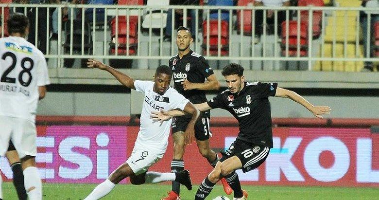 Altay 2 - 1 Beşiktaş MAÇ SONUCU