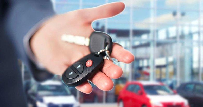 Otomobil ve ticari araç satışları % 132 arttı