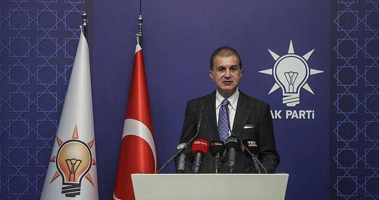 AK Parti İstişare Toplantısı sonrası Ömer Çelik'ten önemli açıklamalar