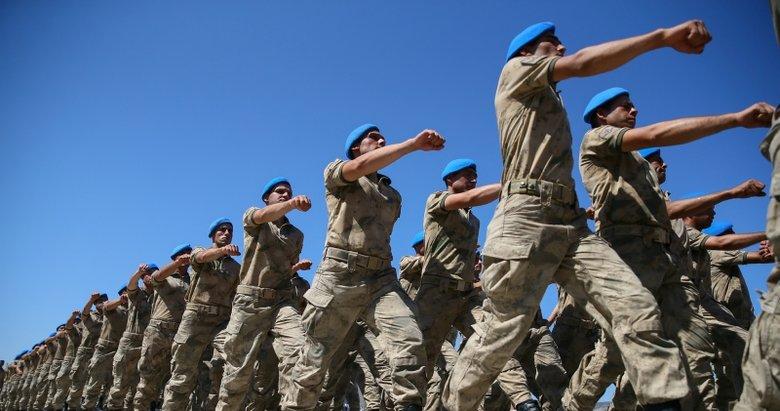 Bedelli askerlerin birlikleri belli oldu