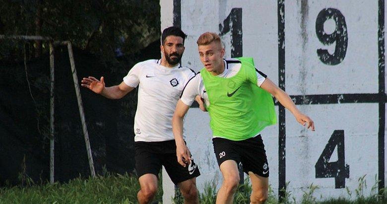 Altay'ın genç golcüsüne milli davet