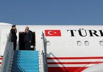 Başbakan Yıldırım ABD'ye gitti