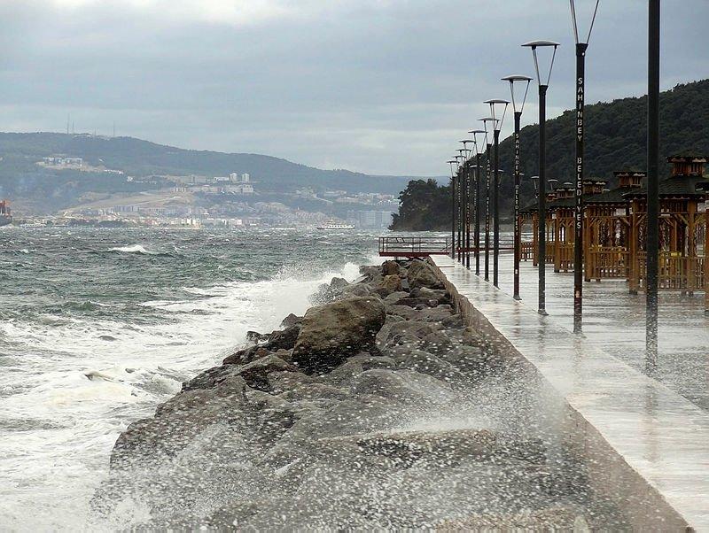 Meteoroloji'den son dakika 5 il için sağanak uyarısı! İzmir'de yağış bekleniyor mu?