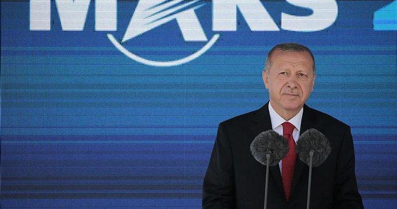 Başkan Erdoğan gazetecilerin sorularını yanıtladı! THK ile ilgili dikkat çeken açıklama