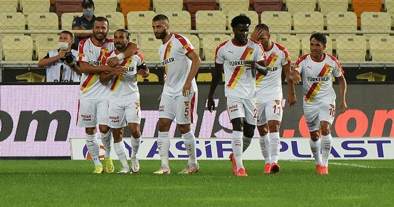 Yeni Malatyaspor 1 - 1 Göztepe I Maç sonucu