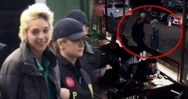 Beşiktaş'ta başörtülü kadına saldırmıştı! 4 yıla kadar hapis istendi