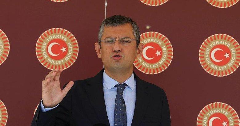 MHP'li Erkan Akçay: CHP Grup Başkanvekili Özgür Özel, terör destekçilerine sahip çıkıyor