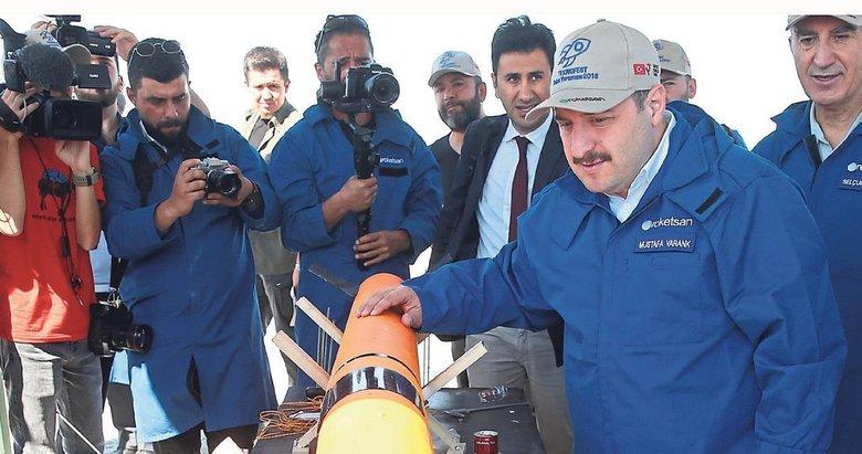 TEKNOFEST'te Türkiye'nin milli teknoloji hamlesini görün