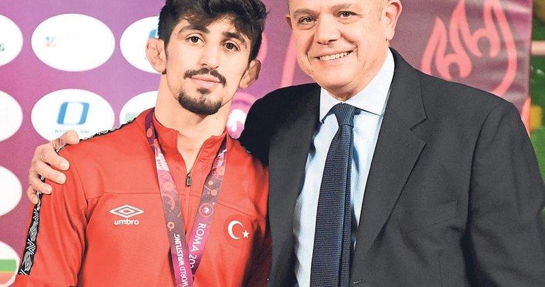 Kerem Kamal Avrupa ikincisi