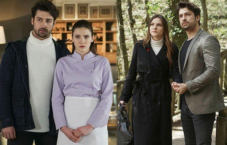 Elimi Bırakma dizisinin Azra'sı Alina Boz ile Cenk'i Alp Navruz arasındaki gerçek herkesi şok etti!