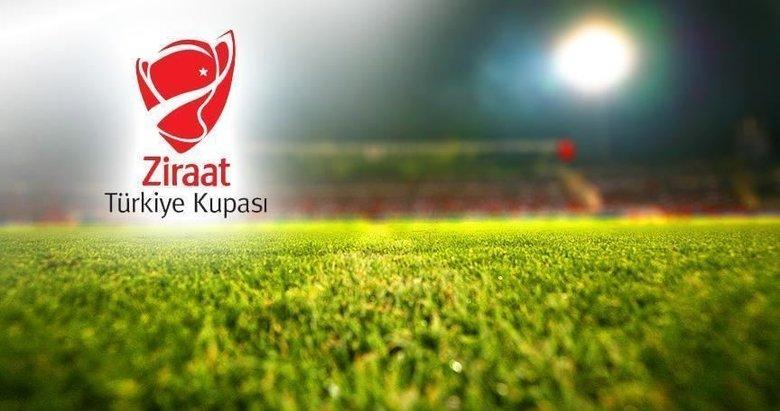 Türkiye Kupası'nda çeyrek final programı açıklandı!