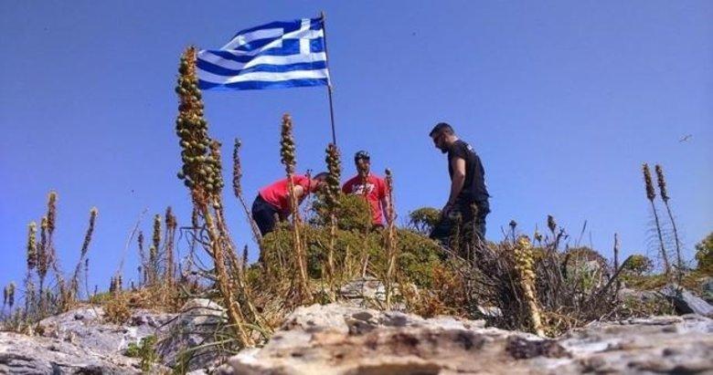 Yunan kaşındı
