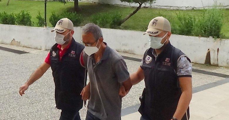 Kırmızı bültenle aranırken Muğla'da yakalanan firari tutuklandı