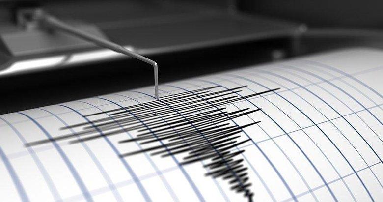 İzmir Kuşadası Körfezi'nde 3.3 büyüklüğünde deprem