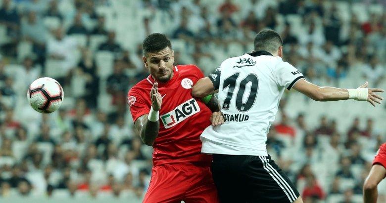 Beşiktaş'ta seri sonu