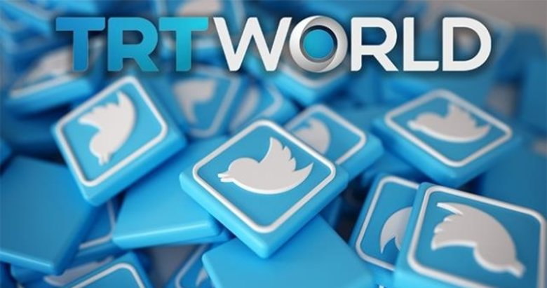 Twitter'dan TRT World'e örtülü sansür!