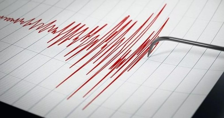 Afyonkarahisar'da 3,9 büyüklüğünde deprem