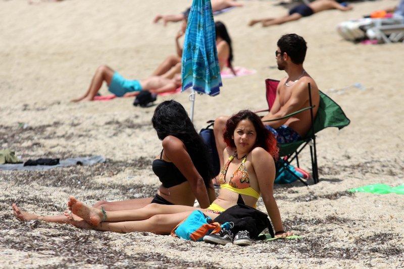 Plajlar eski günlerini aratmadı