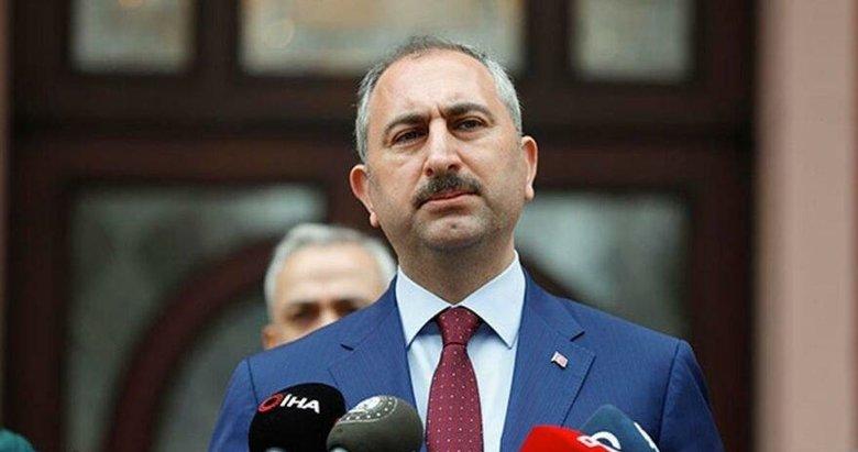 Bakan Gül'den kadına şiddete karşı net tavır