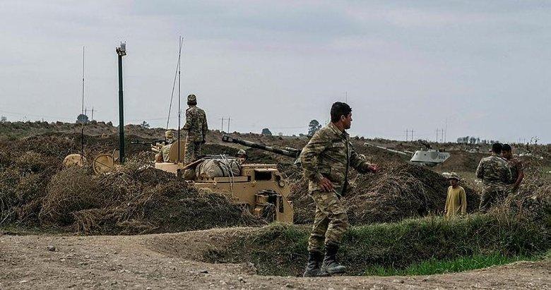 Azerbaycan - Ermenistan arasındaki ateşkes başladı!