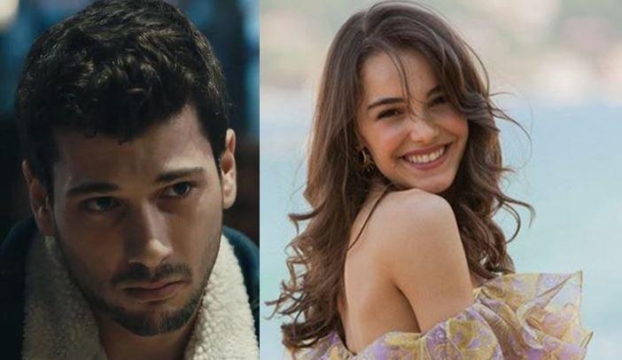 Aşk Ağlatır dizisinin Ada'sı Hafsanur Sancaktutan ile Yusuf'u Deniz Can Aktaş arasındaki gerçek şok etti!