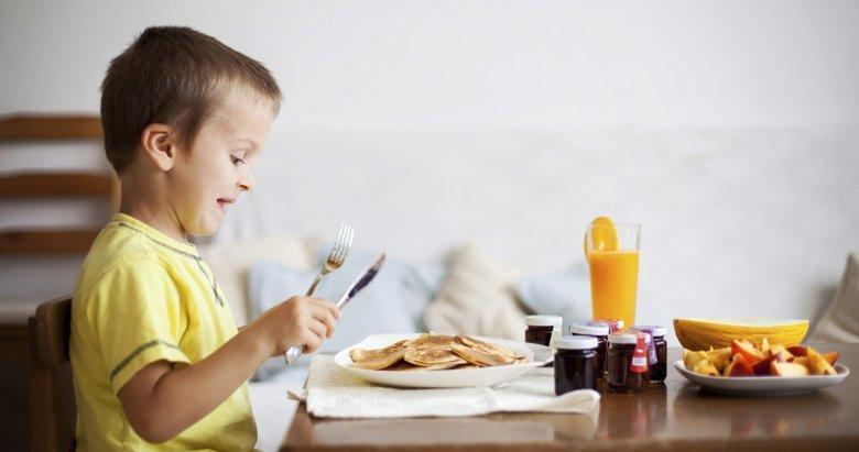 Okul öncesi çocuklar için beslenme tüyoları