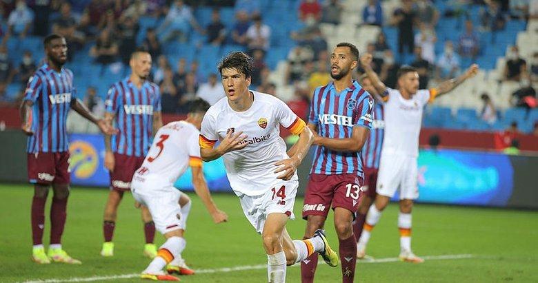 Trabzonspor 1 - Roma 2 I  MAÇ SONUCU