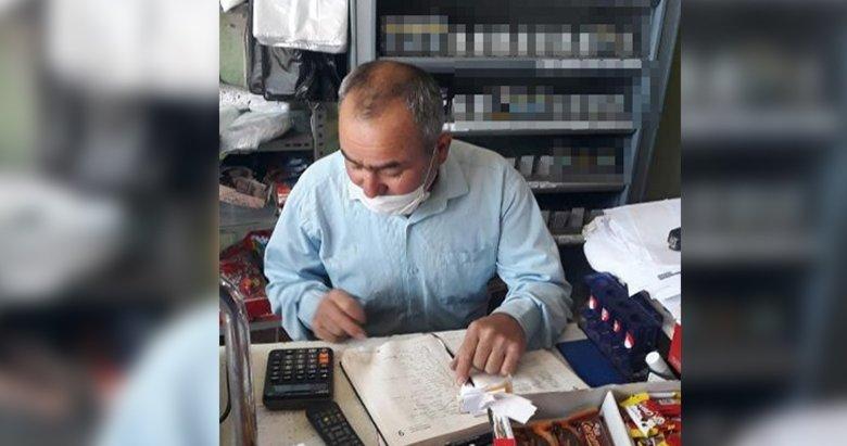 Denizli'de bir hayırsever 25 günde 250'ye yakın vatandaşın veresiye borçlarını ödedi