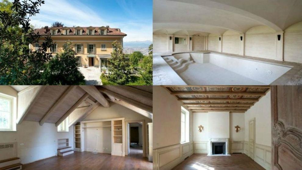 İşte Cristiano Ronaldo'nun Torino'daki yeni evi