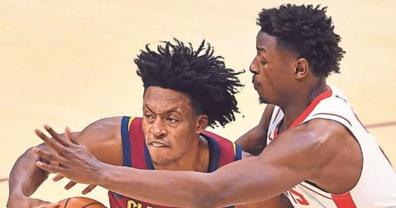 NBA'de Cleveland Houston'u geçti
