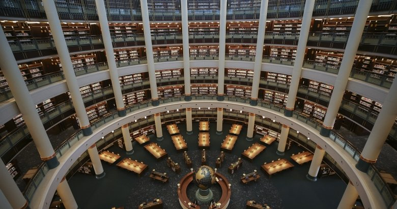Cumhurbaşkanlığı Millet Kütüphanesi açıldı! İşte Millet Kütüphanesi'nin özellikleri...
