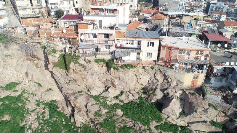 İzmir Bayraklı'daki o bölgede bakanlık inceleme başlattı