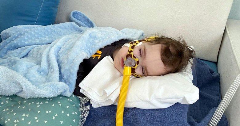 SMA hastası Yiğit Alp bebek için destek isteği