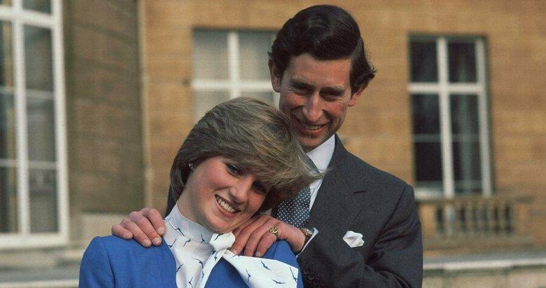 Tüm dünyanın gözü onların üstündeydi! Prenses Diana ve Prens Charles'ın evlilik hikayesi