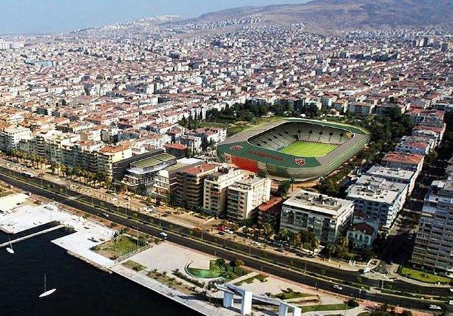 Karşıyaka için Yalı'da yıkılan eski stadın olduğu araziye yapılacak yeni stadyum projesinin hayata geçirilmesinde son aşamaya gelindi.