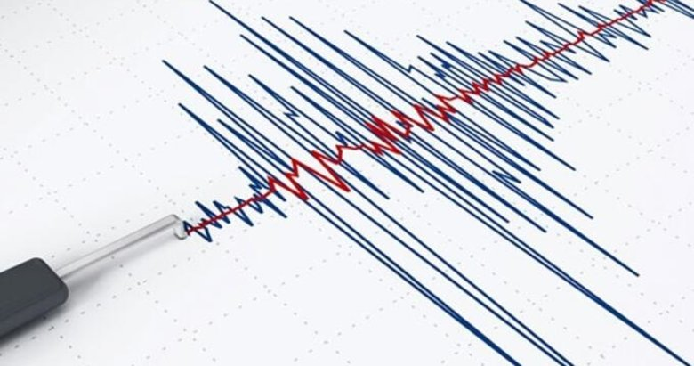 Marmaris açıklarında 4.3 büyüklüğünde deprem