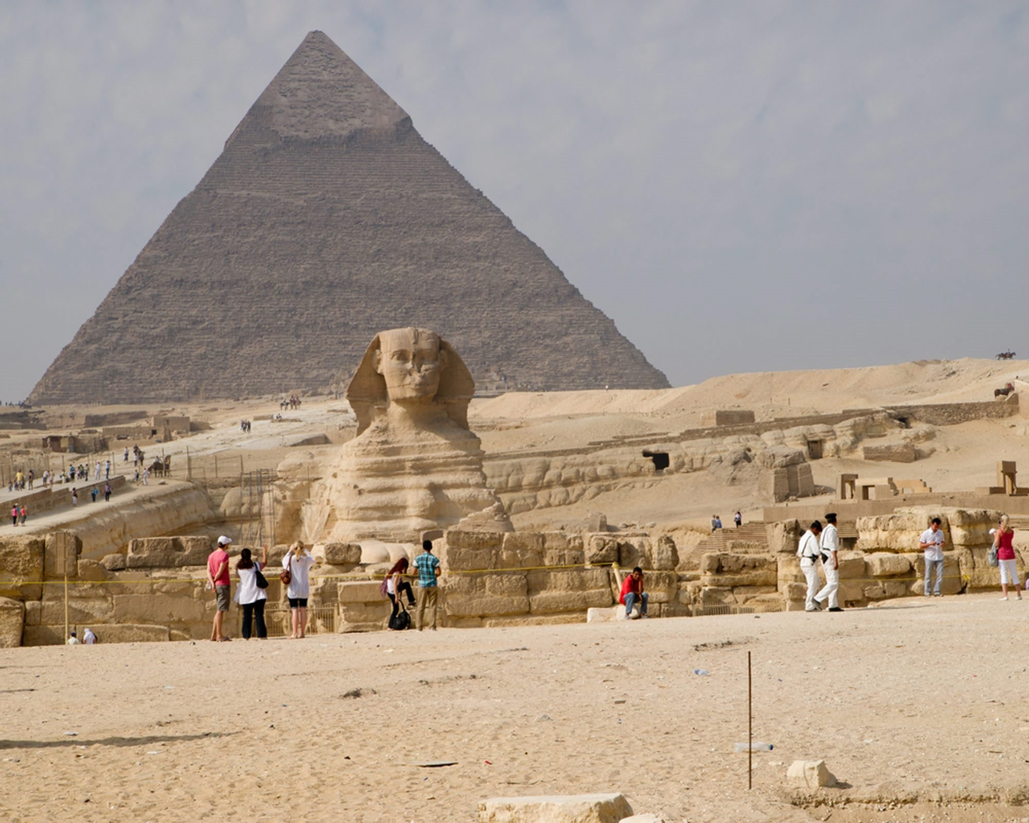 Mısır'daki piramitler nasıl yapıldı? Gizemi 3 bin yıllık günlükle çözüldü...