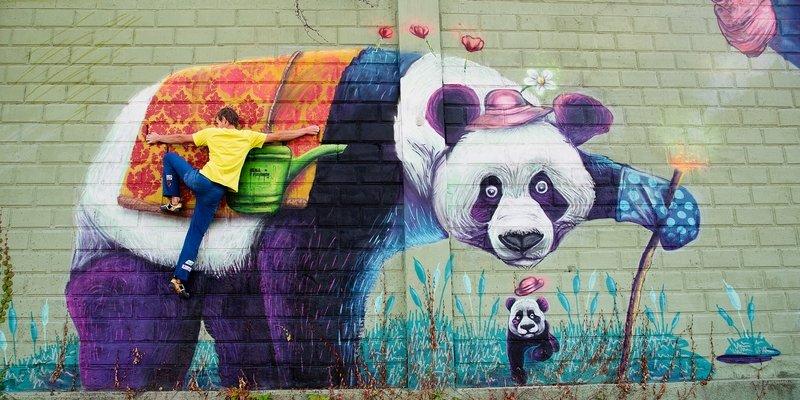 Duvar Sanatı 'Grafiti'
