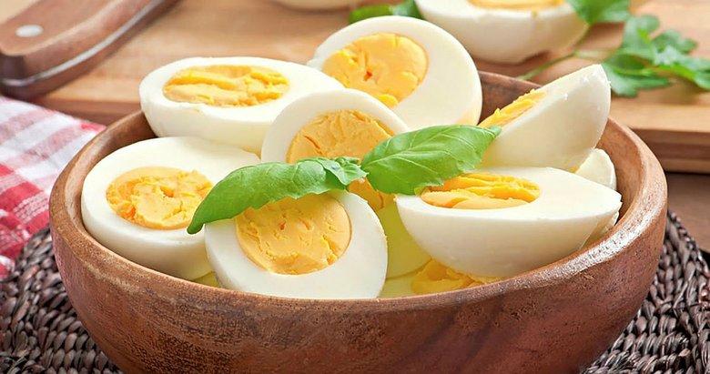 Yumurtanın vücuda etkileri inanılmaz! Günde 2 yumurta yerseniz...