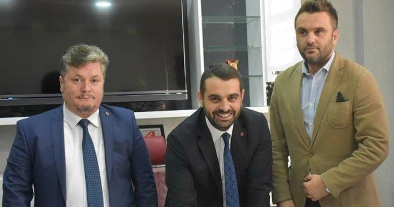 Ekol Hastanesi Balıkesirspor, teknik direktör Ramazan Kurşunlu ile anlaştı