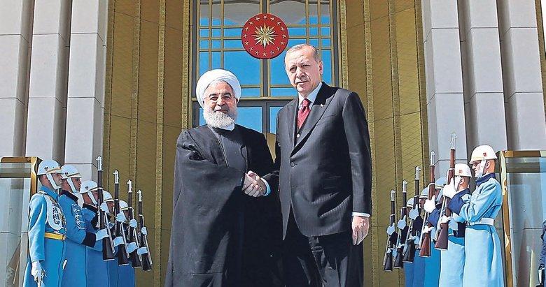 İran'a yaptırım desteği