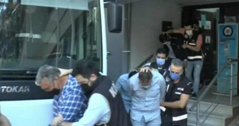 İzmir merkezli 2 ilde silah operasyonunda 15 tutuklama