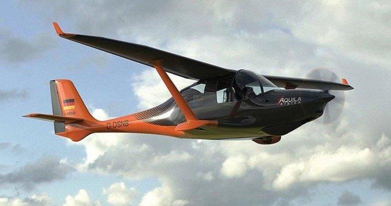 'Türk Kartalı ALPINA'ya 'en mükemmel uçak tasarımı' ödülü