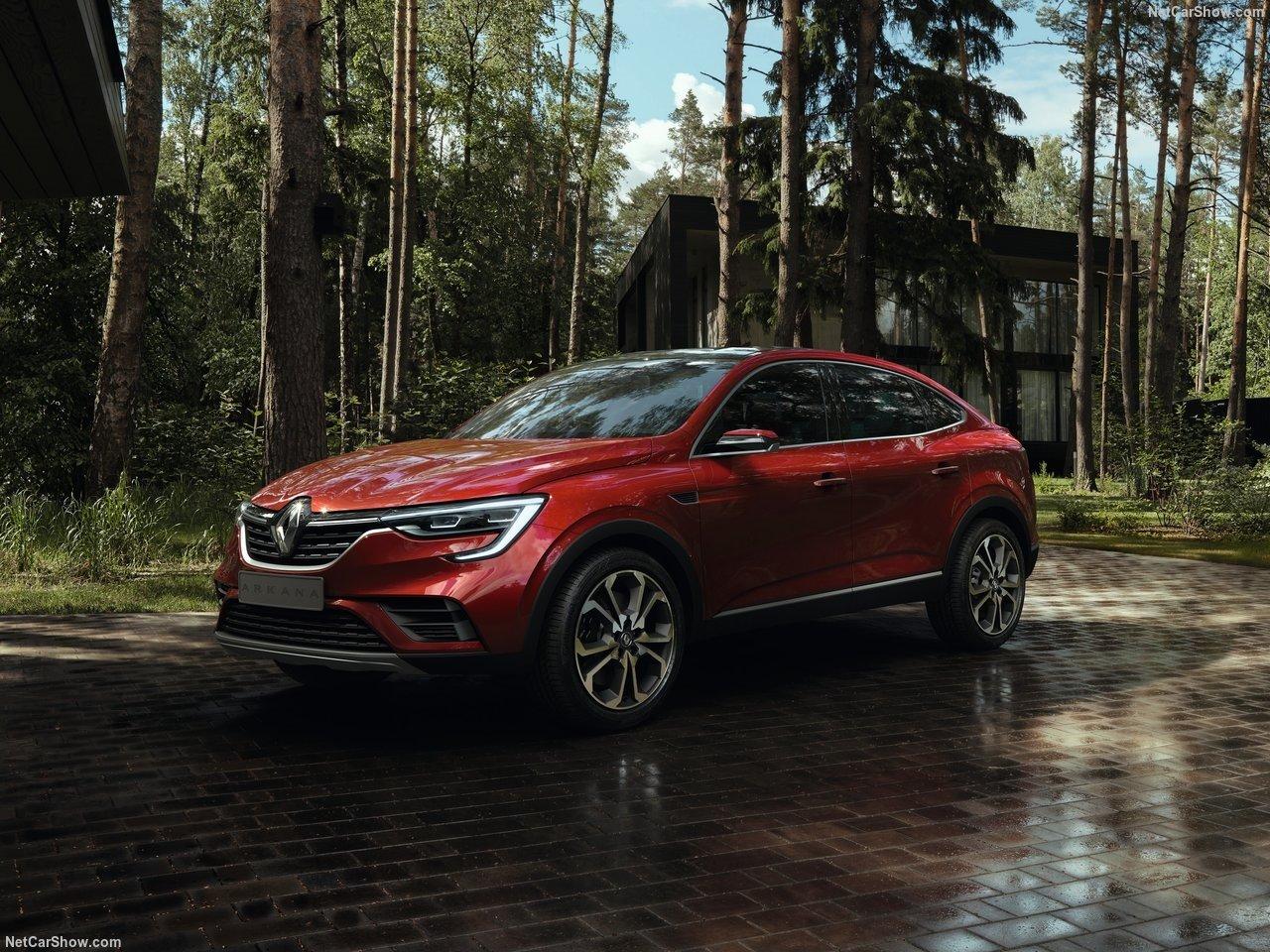 """Renault Arkana Moskova'da tanıtıldı! Renault'un SUV modeline verdiği """"Arkana"""" ne demek?"""