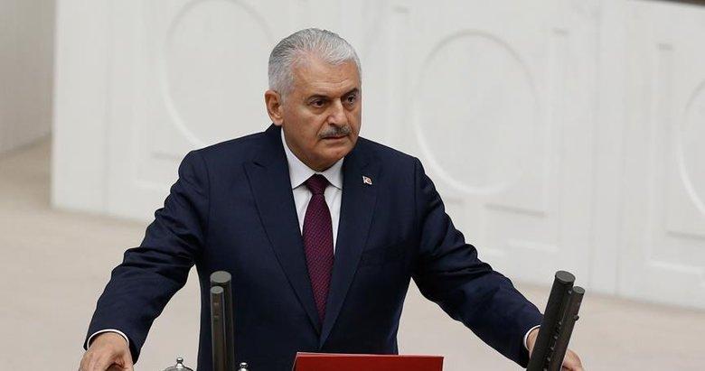 AK Parti Genel Başkanvekili Yıldırım'dan Akşener'e tepki: En hafif tabirle hadsizlik cahillik ve siyasi ahlaksızlıktır