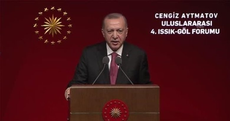 Başkan Erdoğan: Fikir adamlarımız yeniden yükseliş için bize yol gösteriyor