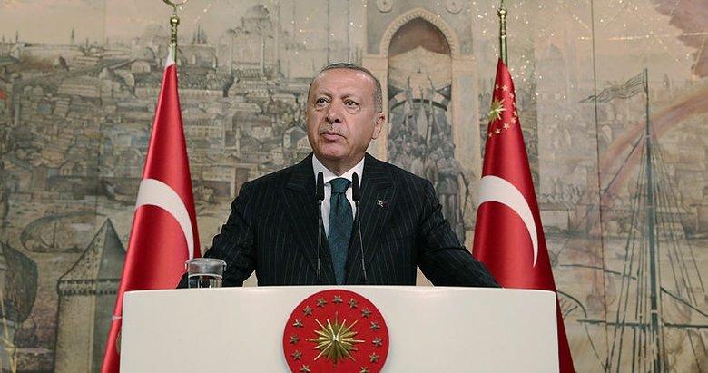Başkan Erdoğan'ın Zaferler ayında programı yoğun